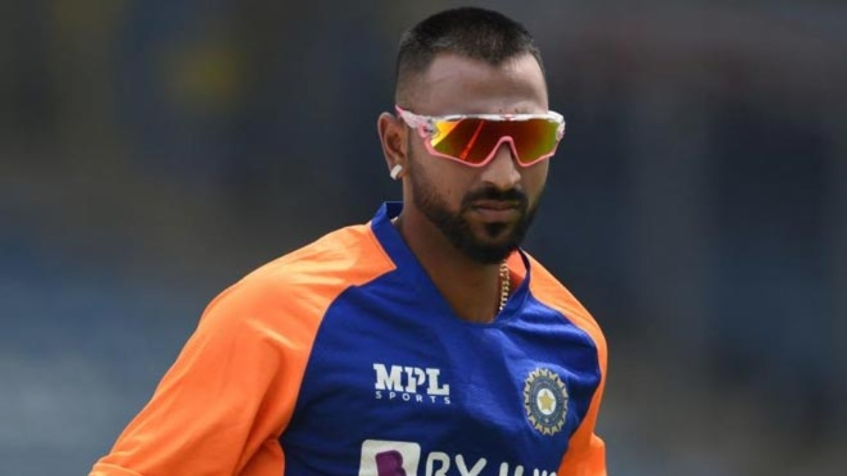 Indian Cricketer Krunal Pandya tests positive for Covid-19 – Tamil News