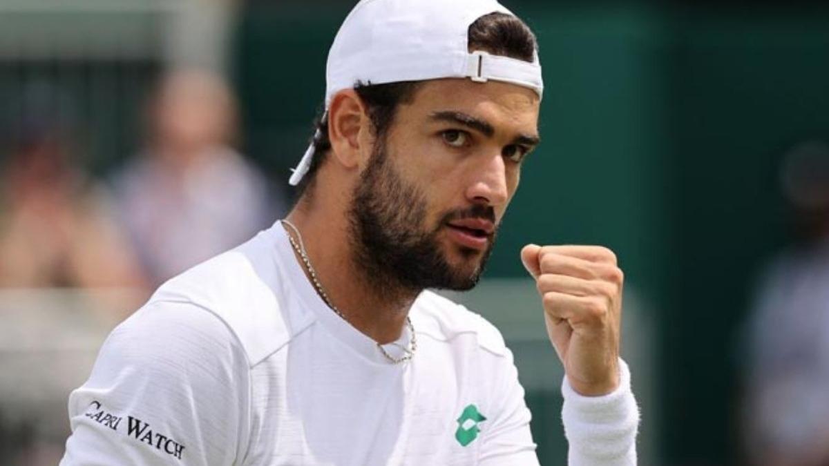 Wimbledon 2021 runner-up Matteo Berrettini withdraws from Tokyo Olympics – Tamil News