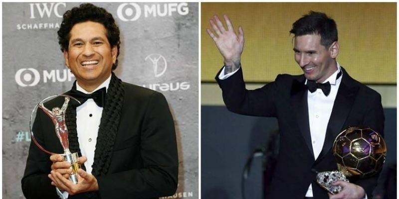 Sachin Vs Messi So many similarities Surprise the fans – தமிழ் News