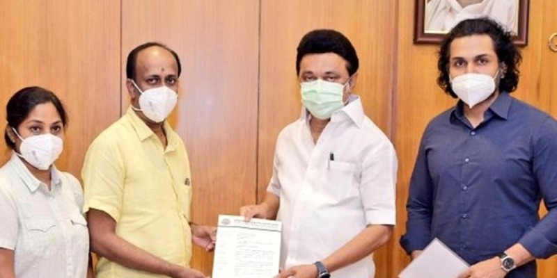 CM Stalin write a letter to central minister about cinematographic law – தமிழ் News