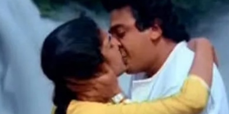 Kamal's lip lock with 16 year old actress becomes a huge controversy - Tamil News - IndiaGlitz.com