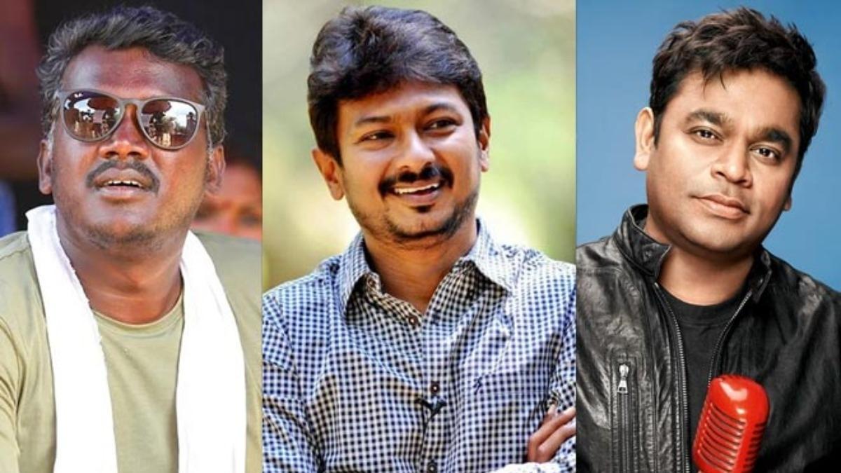 Maari Selvaraj teams up with Udhayanidhi Stalin and A.R. Rahman for his next? – Tamil News