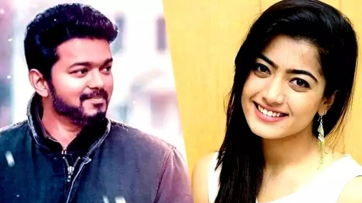 Rashmika Mandanna once again asserts her love for Thalapathy Vijay and hints starring with him – Tamil News