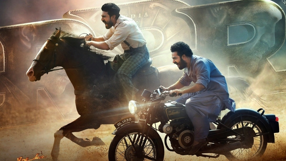 Guess the star who's taking over the Instagram of RRR movie page! – Tamil News
