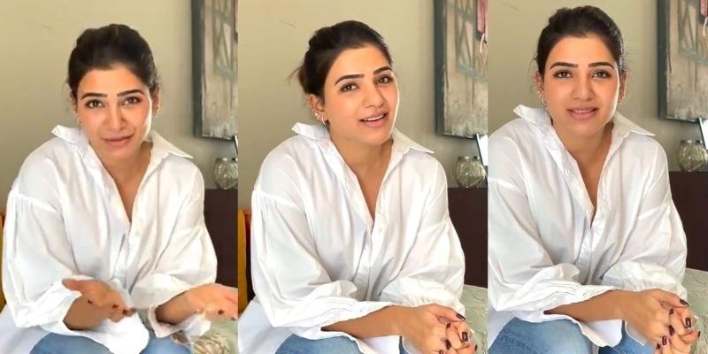 Samantha's heartfelt message to Gautham Vasudev Menon on special day! - Tamil News - IndiaGlitz.com
