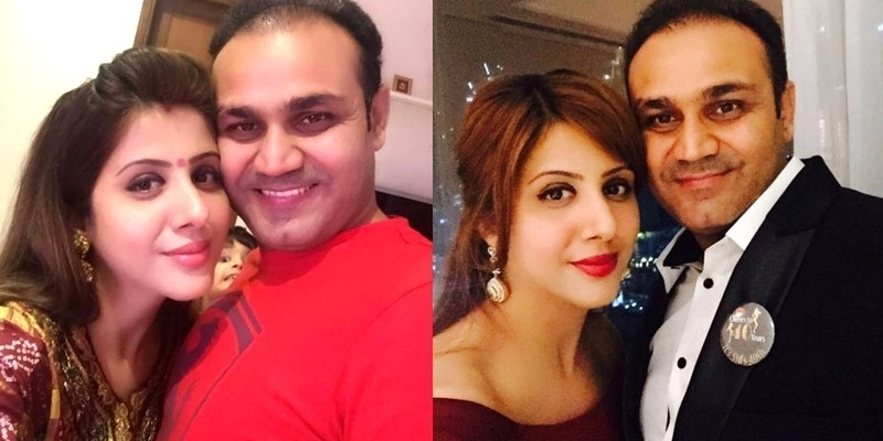 Virendra Sehwag's wife Aarti makes shocking complaints against business partner - Tamil News - IndiaGlitz.com