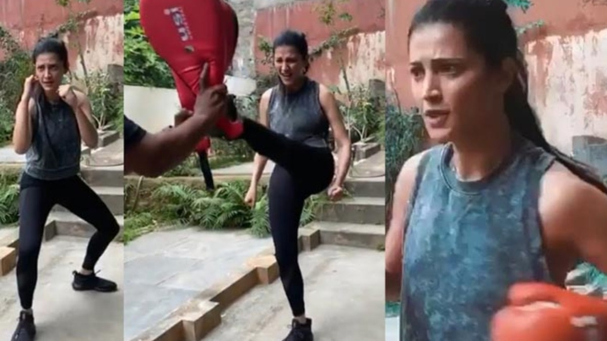 Shruti Haasan opts for an adventure sport to sweat it out in her new video! – Tamil News
