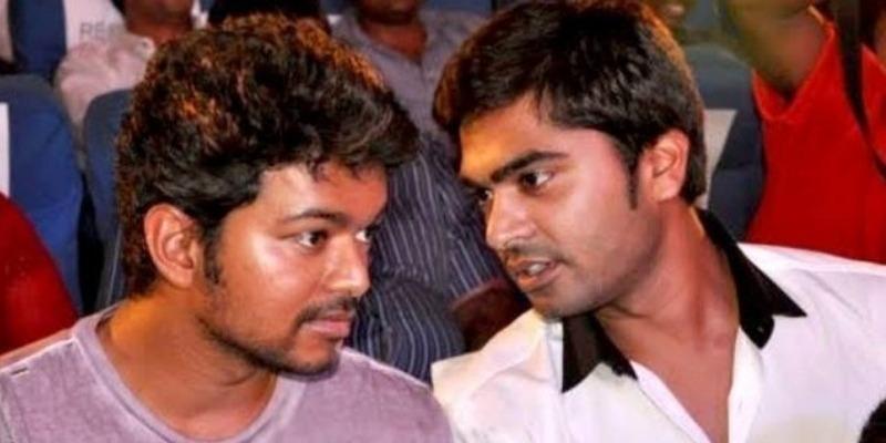 Simbu's lovable reaction to Thalapathy Vijay's 'Kutty Story' - Tamil News - IndiaGlitz.com