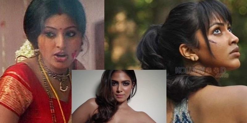 Amala Paul does it boldly after Sneha and Malavika Mohanan - Tamil News - IndiaGlitz.com