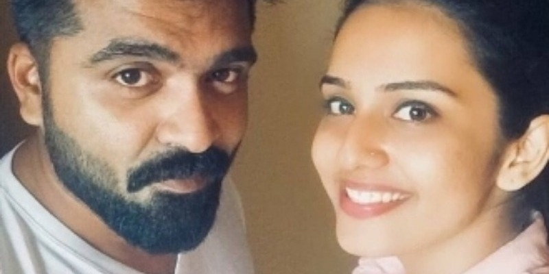 Who is this pretty girl with Simbu? - Tamil News - IndiaGlitz.com