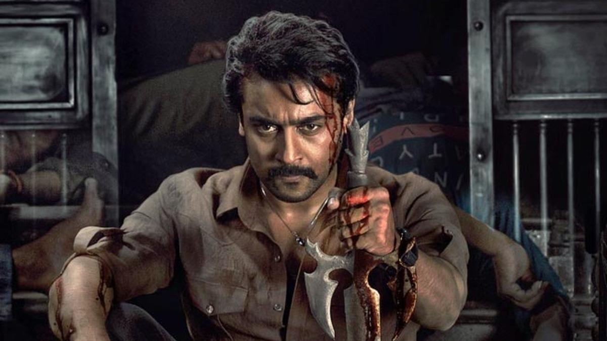 'Etharkkum Thunindhavan' classy third look is here as one more Suriya birthday treat – Tamil News