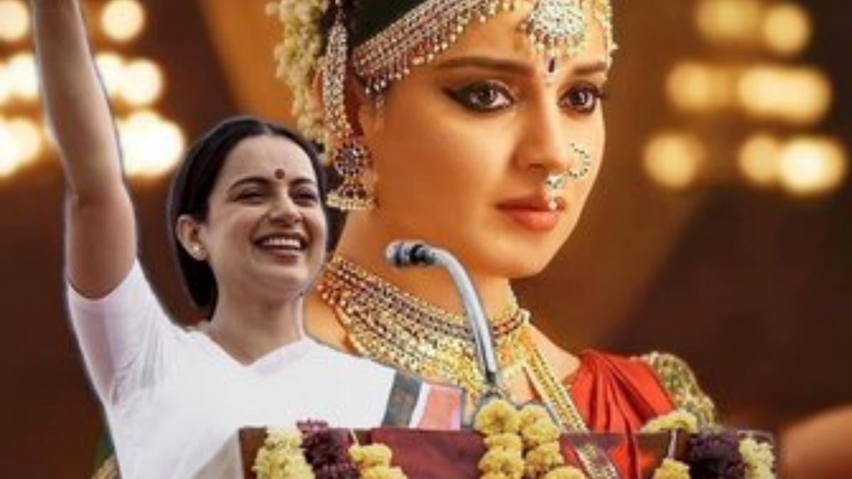 Jayalalitha biopic 'Thalaivi' release date announced - Tamil News - IndiaGlitz.com