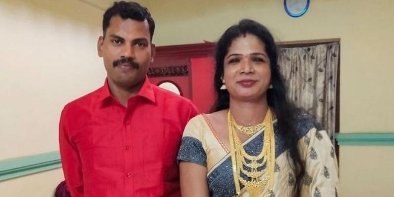 Transgender lodges shocking complaint against her policeman husband - Tamil News - IndiaGlitz.com