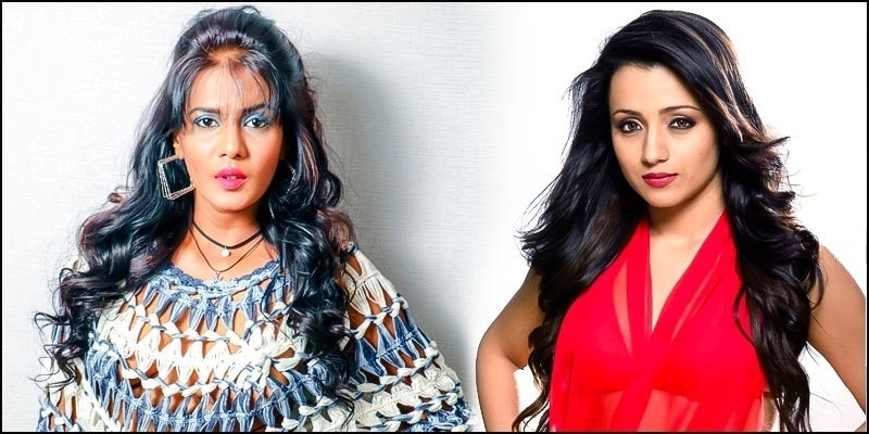 """Don't copy me, Grow up!"" - Meera Mitun gives strong warning to Trisha! - Tamil News - IndiaGlitz.com"