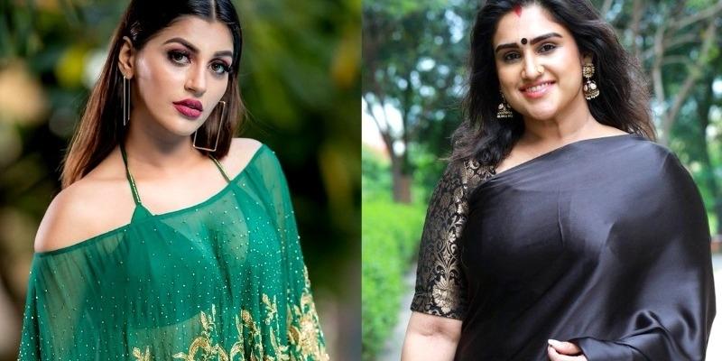 Vanitha comments for Yashika in instagram post – தமிழ் News