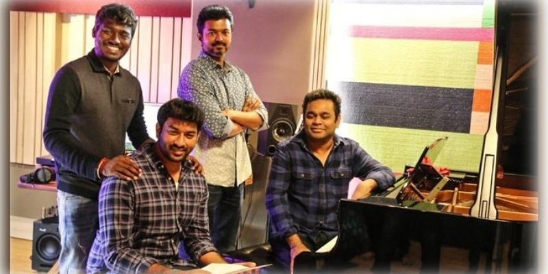 Massive update of Vijay's BIGIL is here - Tamil News - IndiaGlitz.com