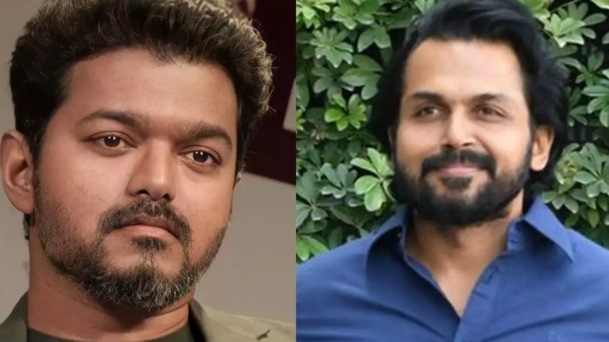 Why Thalapathy Vijay ignored Karthi when he met him today – astonishing details – Tamil News