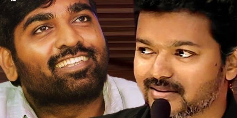 Vijay Sethupathi hugs and kisses Vijay and other latest 'Master' updates - Tamil News - IndiaGlitz.com