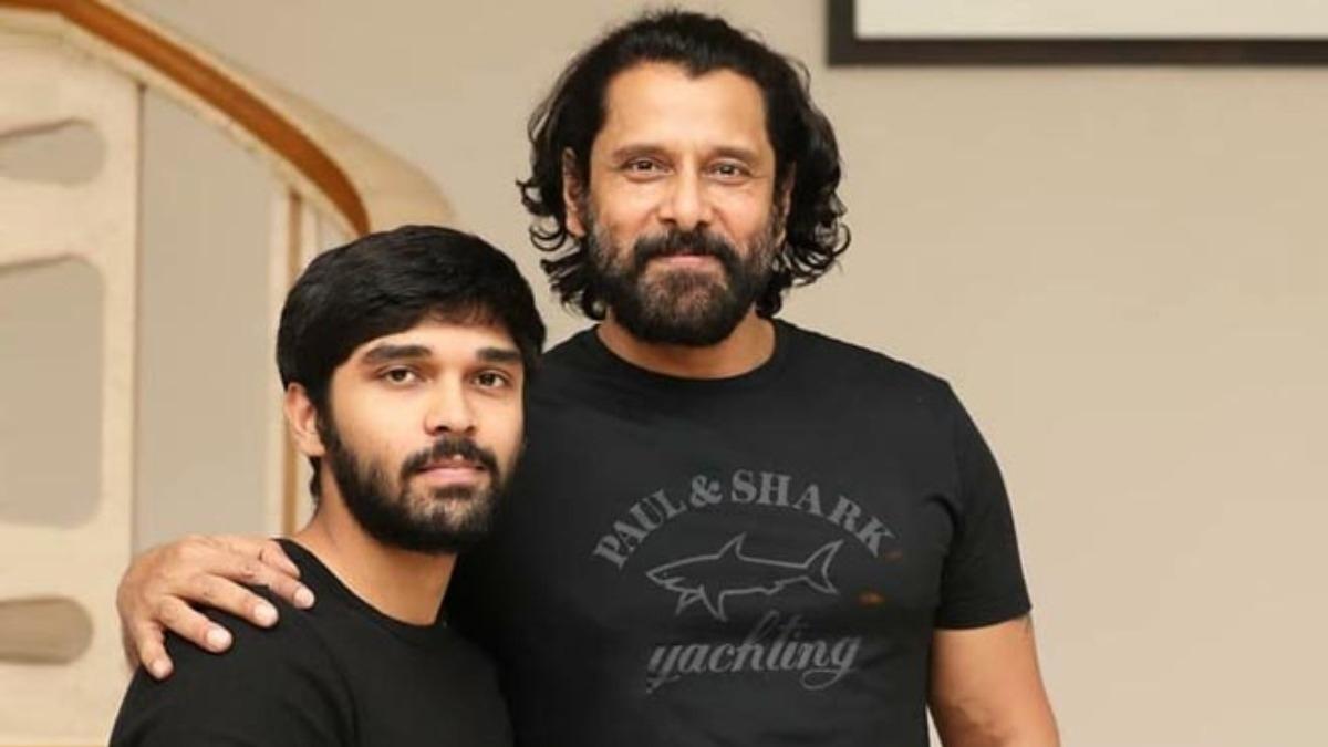 Chiyaan 60 team gets ready to shoot after taking protection from covid 19 – Tamil News