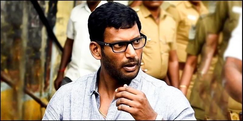 Vishal decides to fight TN government! - Tamil News ...