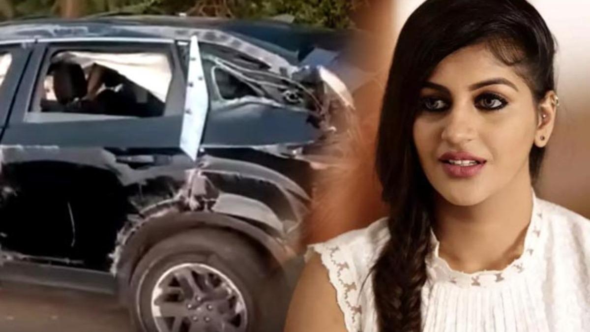 Yashika Aannand seriously injured, friend dies in freak midnight accident – Tamil News