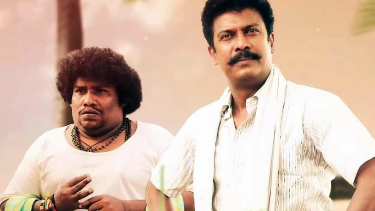 samuthirakani and Yogi Babu joins again for a movie – தமிழ் News