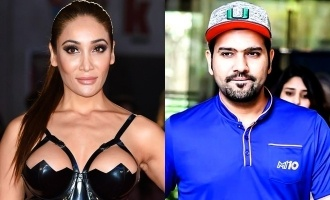 Sofia clarifies on relationship with Rohit Sharma!