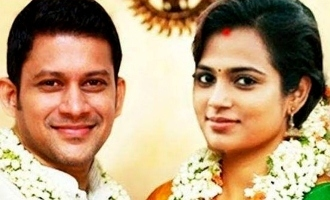 Som Sekhar and Ramya Pandian new photo viral in internet