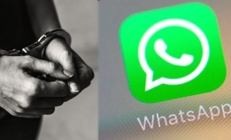 Man shares mother's nude pictures on WhatsApp, blackmails her