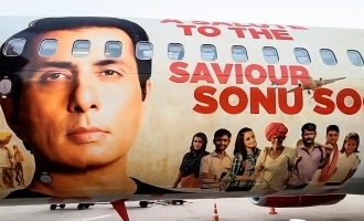 Sonu Sood becomes first Indian actor to get unique honor from top airline!