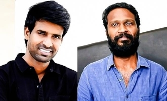 Is this new look Soori's getup for Vetrimaaran movie?