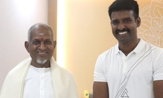 Soori tweet about Ilaiyaraja new recording center