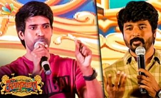 You've no idea how much hardships Sivakarthikeyan faces: Soori Emotional Speech