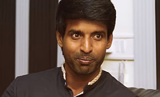 I was shocked by Vijay's behaviour & humility : Soori Funny Interview