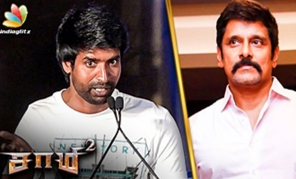 Vikram Apologised for Deleting my Scenes : Soori Speech