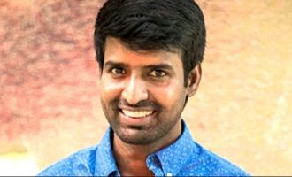 Soori's grand birthday celebration in house bought by his children