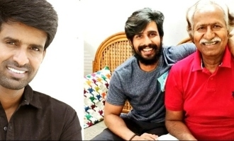 Soori objects to Vishnu Vishal's dad's anticipatory bail