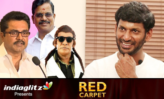 Soori comedy in the 1st half & Vadivelu in 2nd : Vishal's 'Kaththi Sandai'