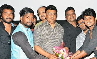 Bhagyaraj At 'Pizhaithiruththam' Short Film Screening