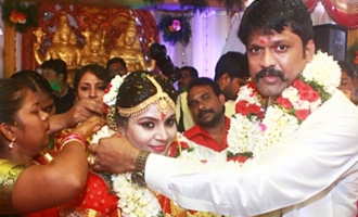 Soundararaja & Tamanna Wedding