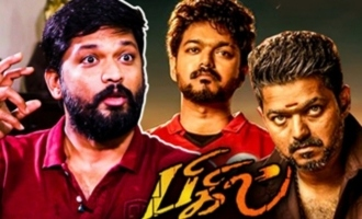 Unbelievable moments with Vijay in Bigil Shooting Spot : Soundararaja Interview