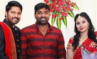 Actor Soundararajan Wedding Reception