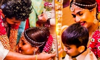 Soundarya Rajinikanth & Vishagan's Wedding Celebration