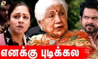 They did not treat me like a celebrity- Sowcar Janaki interview
