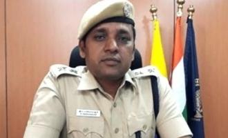 Coimbatore SP Pandiarajan transferred
