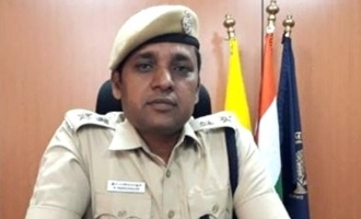 Pollachi sexual abuse: Coimbatore SP transferred!