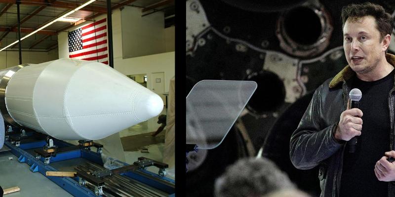 Space X நிறுவனம் தயாரித்த விண்கலத்தில் நாசா வீரர்களா??? புருவத்தை உயர்த்தும் வெற்றிக் கதை!!!