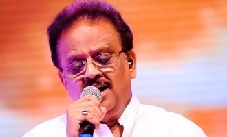 பாடகர் எஸ்பிபி காலமானார்: திரையுலகினர் இரங்கல்
