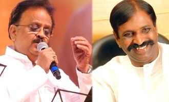 SPB and Vairamuthu create Coronavirus song from home isolation