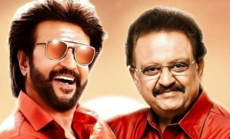 Superstar's 'Annaatthe' first single with late singer SPB's voice! - Rajinikanth pens an emotional note